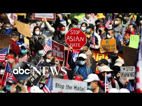Senate passes rare bipartisan bill on anti-Asian hate