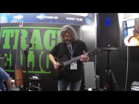 Trace Elliot Transit A Preamp Demo at Winter NAMM 2017