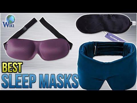 10 Best Sleep Masks 2018 - UCXAHpX2xDhmjqtA-ANgsGmw
