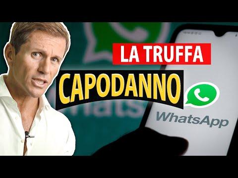 WHATSAPP: arriva la TRUFFA DI CAPODANNO | avv. Angelo Greco