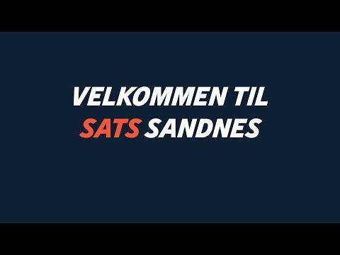 Velkommen til SATS Sandnes