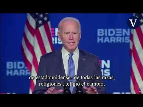 Biden: «Vamos a ganar esta carrera, paciencia»