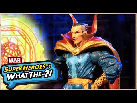 Strange Destinations (Alternate Ending) - Marvel Super Heroes: What The—?! Booking.com Special