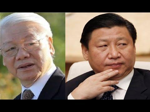 Rò rỉ tin  Nguyễn Phú Trọng bị Tập Cận Bình cấm cửa