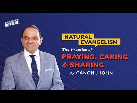 Natural Evangelism  Canon J. John  Cornerstone Community Church  CSCC Online