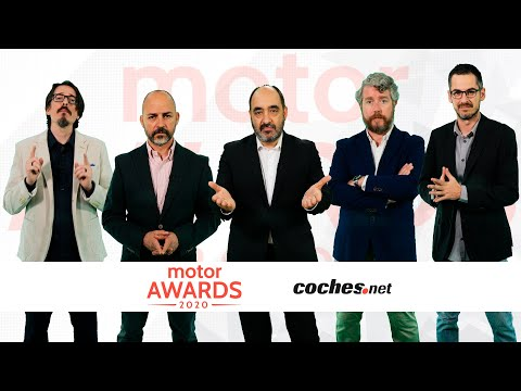 El MEJOR COCHE del año | MOTOR AWARDS 2020 | coches.net