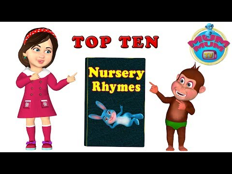 Top 10 Popular Nursery Rhymes Songs | Wheels on the Bus and more Kids Songs | Mum Mum TV - UC6nLzxV4OEvfvmT2bF3qvGA