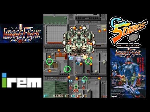 "IMAGE FIGHT  - ""CON 5 DUROS"" Episodio 895 (Battle Burst / Steam) (1cc) (1 loop)"