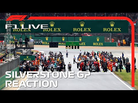 F1 LIVE: 2020 British Grand Prix Reaction