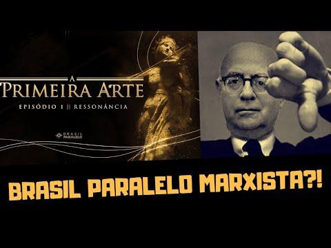 A PRIMEIRA ARTE DO BRASIL PARALELO DEFENDE TESE MARXISTA?!!!