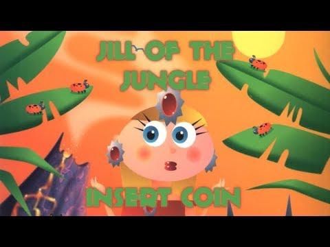 Jill of the Jungle (1992) - PC - Partida Completa