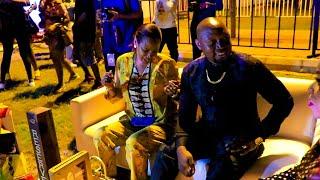 Bila Aibu: Mama Dangote na Mume wake walivyocheza kwenye Party ya Rommy Jons Mlimani City