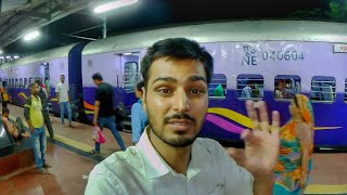 Patna-Kashi Janshatabdi Express full journey