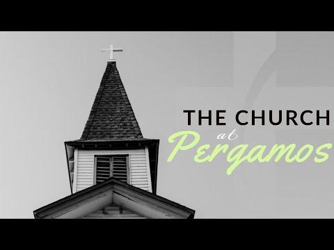 The Churches of Revelation - Pergamos