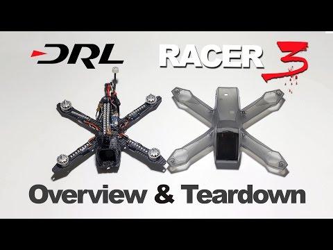 DRL Racer 3 - Overview & Teardown - UCb463DI_RAOQx7tX8axd5Vw