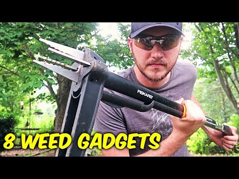 8 Weeder Gadgets put to the Test