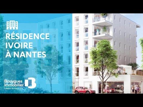 Résidence Ivoire à Nantes - Bouygues Immobilier