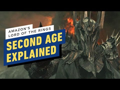 Amazon's Lord of the Rings: The Second Age Explained - UCKy1dAqELo0zrOtPkf0eTMw