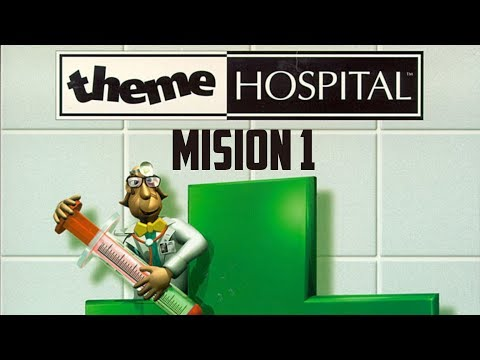 Theme Hospital (1997) - PC - Misión 1