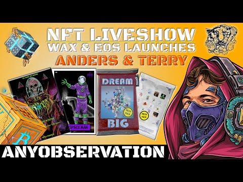 NFT Saturday! | Ultrarare, Bitcoin origins, dotgem | Crazy day with Terry!