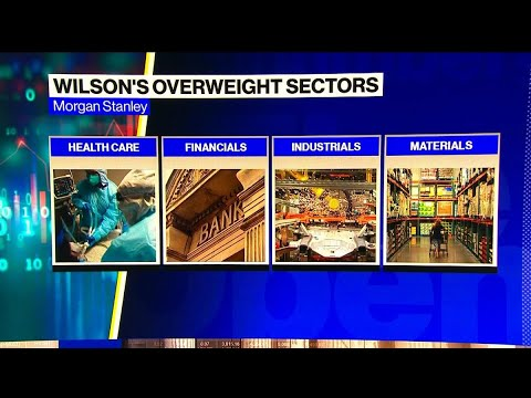 Morgan Stanley's Wilson Says Bull Market Is Getting Trickier