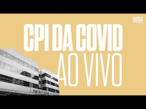 CPI da Covid -  Walter Correa de Souza Neto e Tadeu Frederico de Andrade
