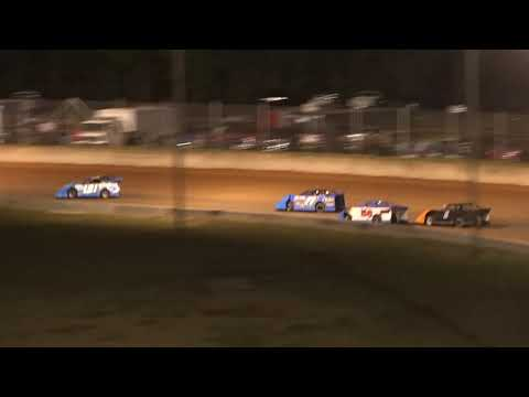 04/23/21 Mini Late  Model Heat and Feature Race @ Oglethorpe Speedway Park - dirt track racing video image