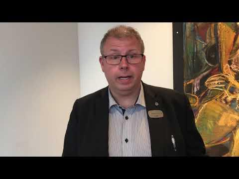Roger Thurhagen, Konferera - Folkets Hus Kulturhuset.