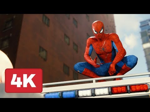 Spider-Man PS4: Swinging Across the Entire Map (Captured in 4K) - UCKy1dAqELo0zrOtPkf0eTMw