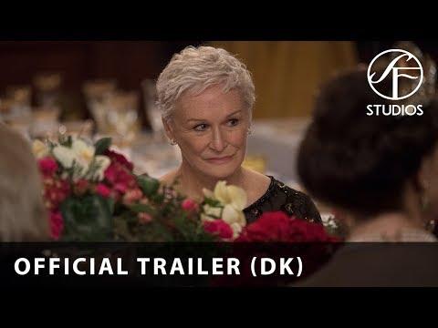 The Wife - Trailer - I biograferne 27. september 2018