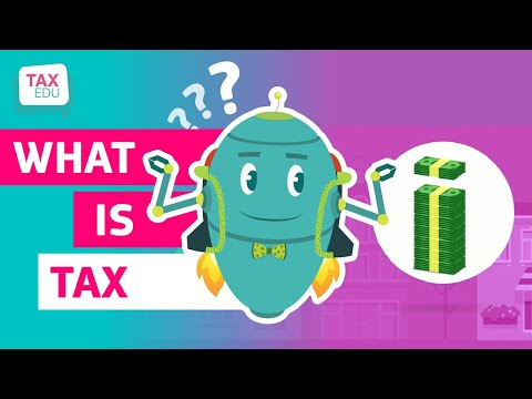 What is tax? photo