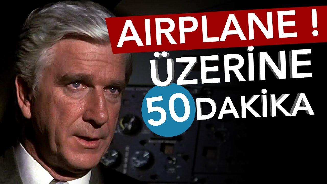 📽 AIRPLANE! Üzerine 50 Dakika - Sinema Günlükleri Bölüm #11