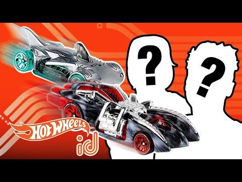 PRESTON and THE FUNK BROS compete in the EPIC Hot Wheels id CHALLENGE! | Hot Wheels id | Hot Wheels