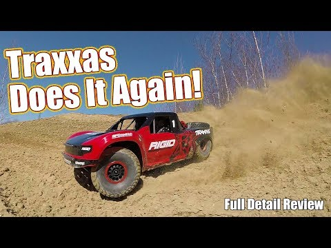 Incredible Scale Off-Road RC Trophy Truck! - Traxxas Unlimited Desert Racer Review | RC Driver - UCzBwlxTswRy7rC-utpXOQVA