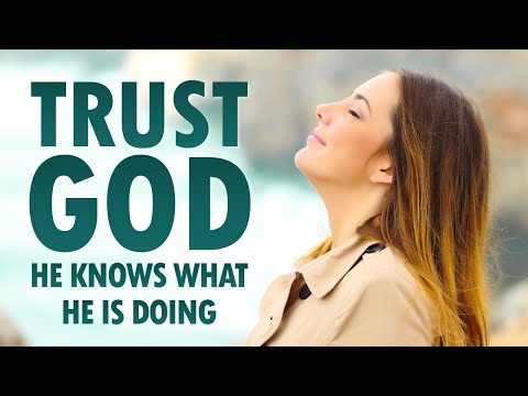 TRUST GOD, He Knows What He's Doing - Live Re-broadcast