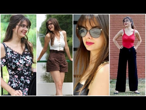 Styling Glasses | A Summer Lookbook
