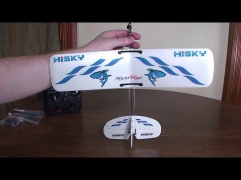 Hisky - Buzz Micro Flyer (HFW400) - Review and Flight - UCe7miXM-dRJs9nqaJ_7-Qww