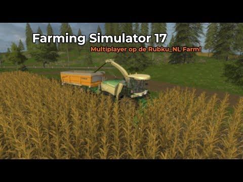 Farming Simulator 17 (Opname 02/10/2018)