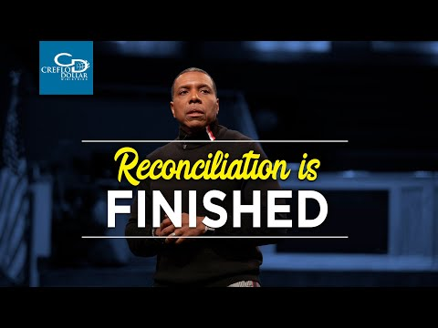 Reconciliation is FInished