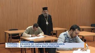 Examen de capacitate preoteasca in Arhiepiscopia Bucurestilor