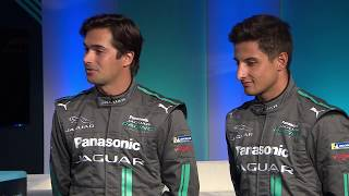 Panasonic Jaguar Racing | Presentazione Team Stagione 4 FIA Formula E