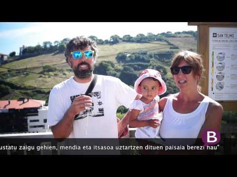Kale inkesta (3): Zumaia turisten begietan