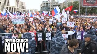 """""""The Next Step Is the Kremlin"""": Why Moscow Protests Have Putin's Government Worried"""