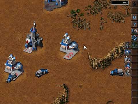 KKND: Krush Kill 'N Destroy (Survivors: Mission 11) (Beam Software) (MS-DOS) [1997] [PC Longplay]