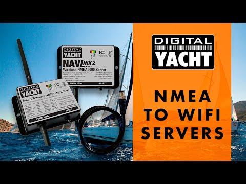 NMEA to WiFi Servers - Digital Yacht