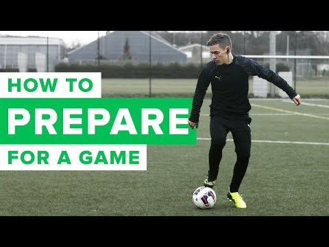 HOW TO PREPARE FOR A FOOTBALL/SOCCER MATCH LIKE A PRO - UC5SQGzkWyQSW_fe-URgq7xw
