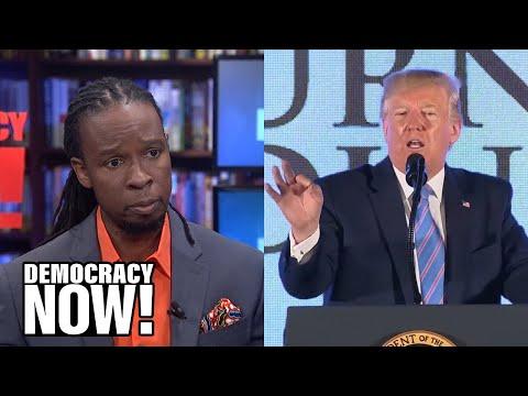 "Ibram X. Kendi on Trump, Obama & Why ""Internalized Racism Is the Real Black-on-Black Crime"""
