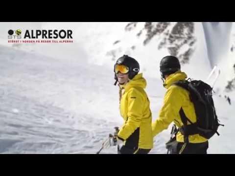Skidresa med STS Alpresor
