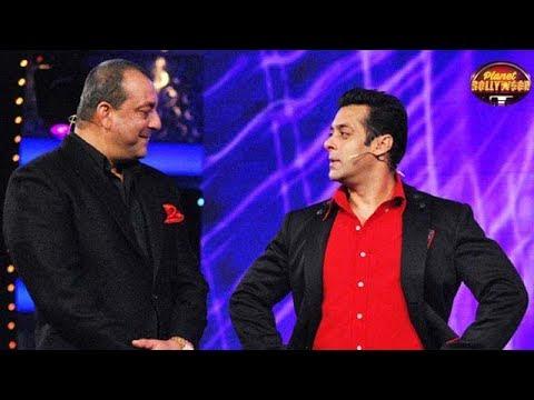Salman Khan End Differences With Sanjay Dutt | Bollywood News