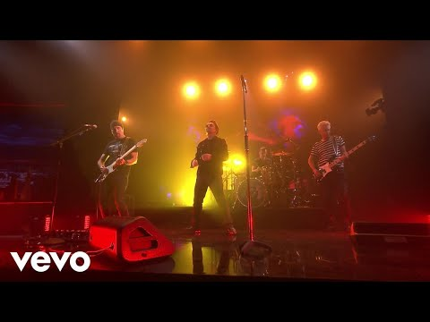 U2 – You're The Best Thing About Me (Live On The Tonight Show Starring Jimmy Fallon 2017)